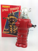 Antique Tin Robot
