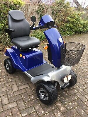Horizon Mayan SUPER HEAVY DUTY HILL CLIMBER Mobility Scooter BRAND NEW BATTERIES