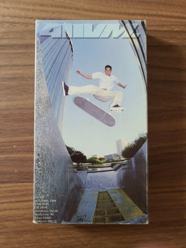 411vm Issue 7 vhs 1994 Skateboarding