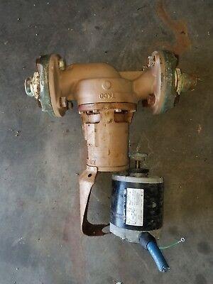 Taco Single Phase Circulating Pump 1600 Series  1610-022   1600-185  1600-155