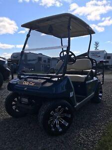 Cart kart de golf club car