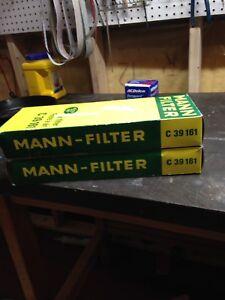 BMW air filters