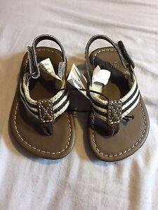 Toddler Boy GAP Sandals (brand new)