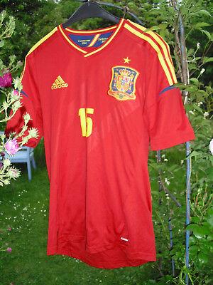 Trikot Adidas Ramos Campeones de Europa, Gr S, wenig getragen