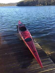 Sea Kayak - Vajda Mission X2 Collaroy Manly Area Preview