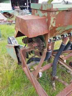Agrifarm tyne seeder