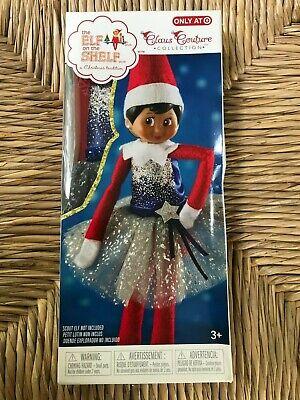 NIP ELF ON THE SHELF Snazzy Shimmer Dress For Girl Elf NEW