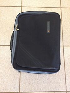 Laptop briefcase backpack combo hand luggage