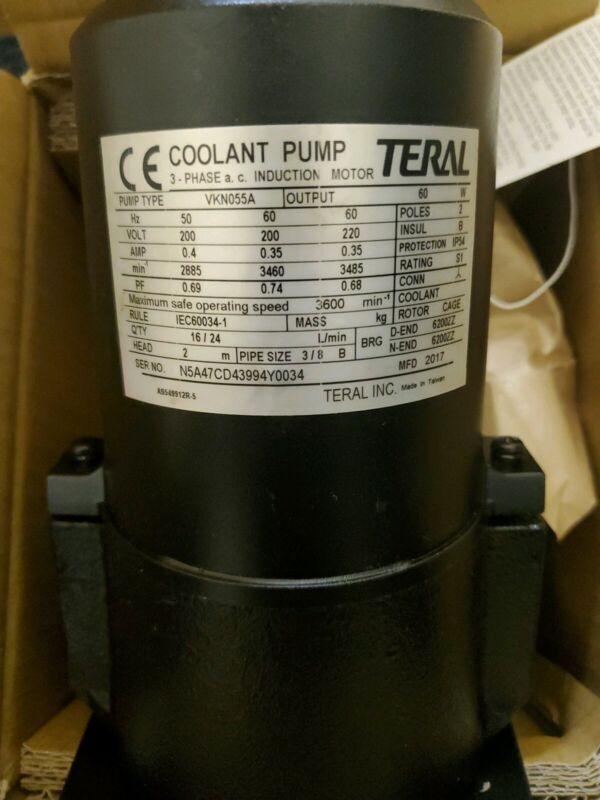Teral Coolant Pump VKN055A