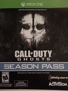 Call of duty season pass