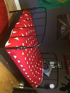 Double Bed Frame - Metal - Great Condition