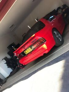Mazda Rx7 Series 5 1989 Australian Delivered Turbo II Rolling Shell