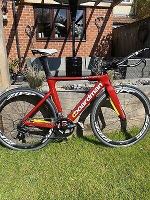 Boardman Elite Air 9.0 TT bike