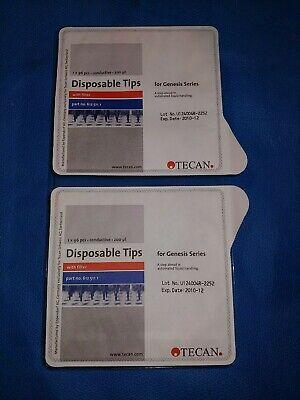 Tecan 612 511.1 Disposible Tip Genesis Series Conductive 200uL Liquid Handling