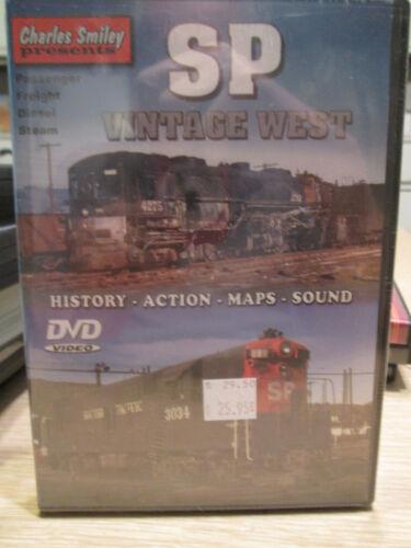 Railroad DVD: SP Vintage West by Charles Smiley