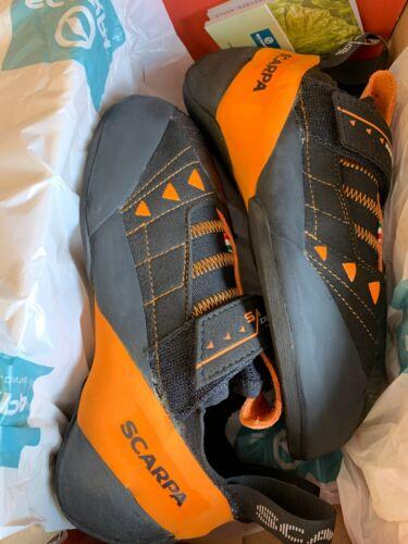 SCARPA Instinct VS Climbing Shoe BLACK  70013-000