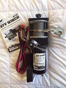 ridge ryder winch instructions
