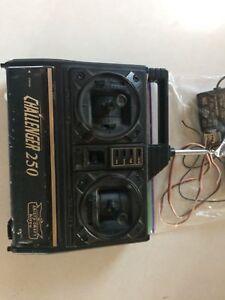Two channel stick radio