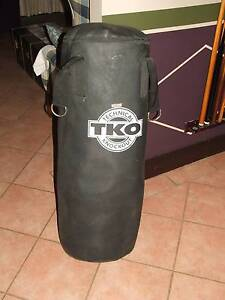 TKO Boxing Punching Bag Wattle Grove Liverpool Area Preview