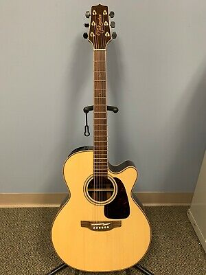 Takamine GN93CE NAT Cutaway Acoustic-Electric Guitar - Natural