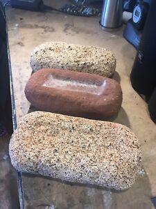 Antique bricks