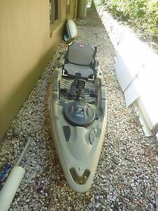 OLD TOWN PREDATOR 13 STAND UP FISHING KAYAK Diddillibah Maroochydore Area Preview
