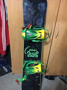 SUMMER DEAL ON SNOWBOARD AND BOOTS