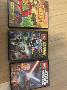 DVDs great condition