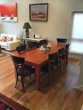 Italian build and design 9 piece dining setting Bayview Pittwater Area Preview