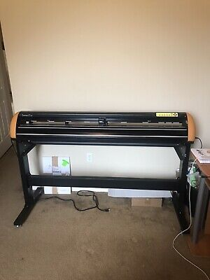 Gcc Expert Ii-52 Lx Vinyl Cutter For Sign And Htv 52