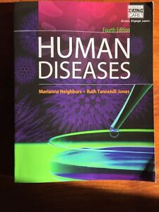 Textbook ~ Human Diseases Fourth Edition