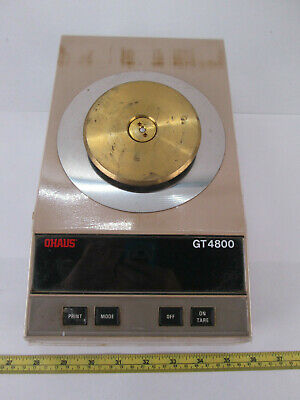 Ohaus Gt4800 Gt 4800 Scale Science Lab Equipment Business Industrial