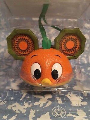 Disney Parks WDW Orange Bird Scented Ear Hat Ornament Disney Park Pack May 2017