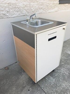 Portable Hand Wash Sink...