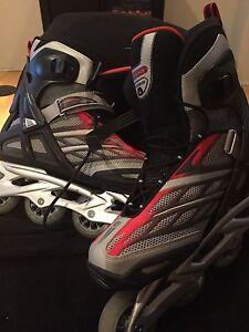 Roller blades size 11. - Patin roues alignées pointure 11