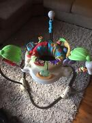 Luv u zoo jumperoo Seven Hills Blacktown Area Preview