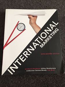 International Marketing - Asia Pacific Ed. Czinkota, Beal Southbank Melbourne City Preview