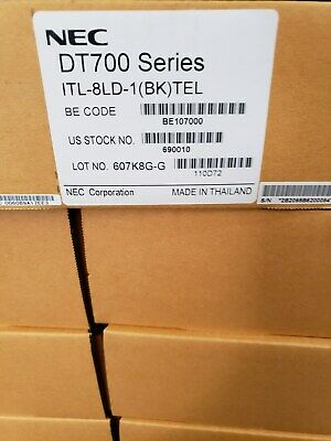 New Nec Dt700 Series Itl-8ld-1 690010 8 Button Desiless Labor Day Sale