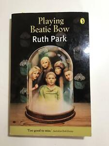 Playing Beatie Bow book by Ruth Park