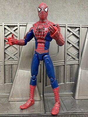 "Marvel Spider-Man 3 Movie Unleashed 360 8"" Inch Legends Action Figure 4"