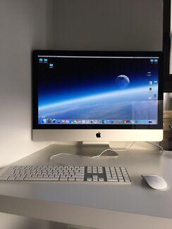 27 Inch iMac 2.93 GHz Core i7 8GB RAM Melbourne CBD Melbourne City Preview