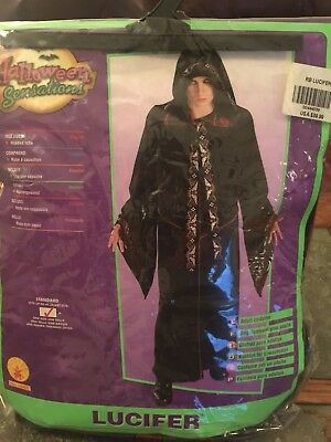 LUCIFER- HALLOWEEN COSTUME **NEW** by Halloween Sensations: Fits up to Size 44