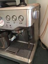 Breville Barista Express Machine BES860 Dural Hornsby Area Preview