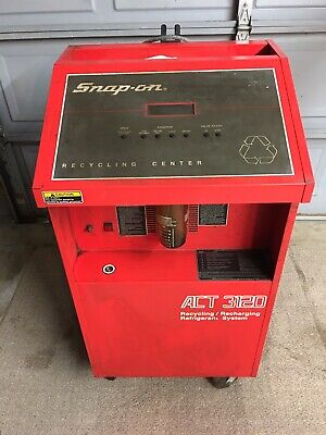 Snap -on ..ac Recycle Recharging Refridgerant System