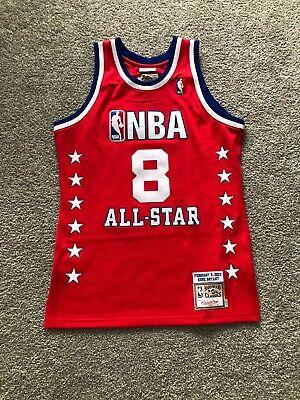 Mitchell & Ness Kobe Bryant NBA All Star West '03 Jersey Size Medium 40 NWT