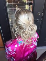 Hairstylist Specializing in Bridal Hairstyles ••Mobile Calgary••