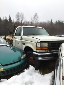 Part only 1995 for f350