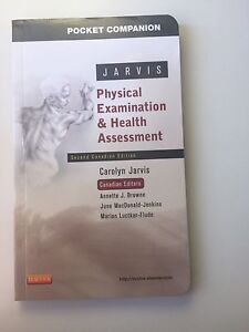 Jarvis Health Assessment Pocket Book