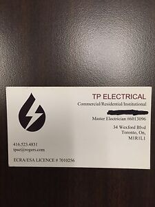 BEST RATES MASTER ELECTRICIAN