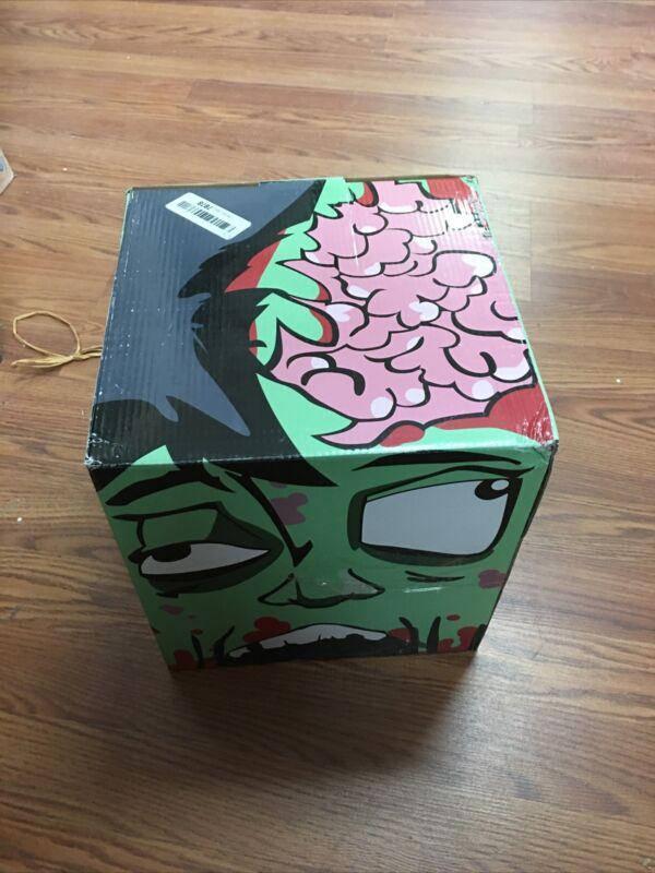 ThinkGeek Zombie Head Cookie Jar Retired